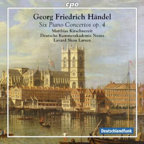 Piano Concertos Op 4