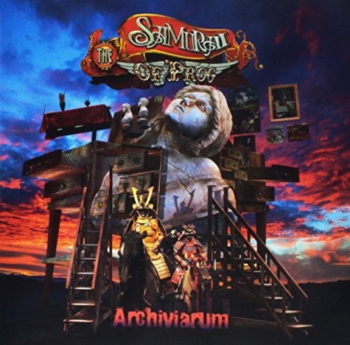 Samurai Of Prog - Archiviarum (Uk)