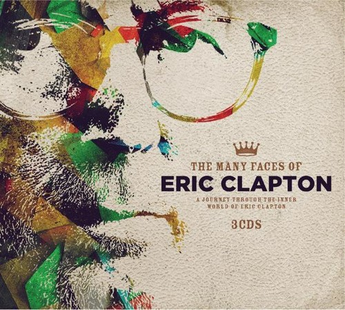 Many Faces Of Eric Clapton /  Various [Import]