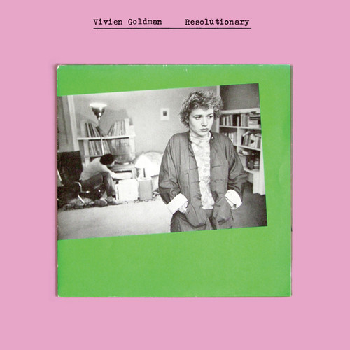 Vivien Goldman - Resolutionary (Songs 1979-1982) [Vinyl]