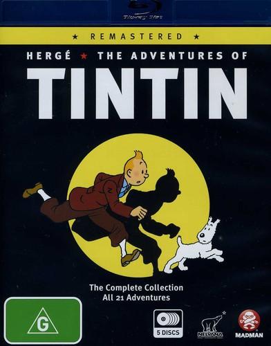 Adventures of Tintin Remastered
