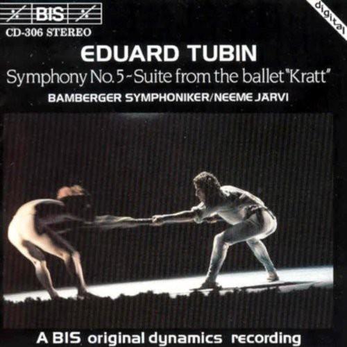 "Symphony 5 /  Suite from ""Kratt"" Ballet"