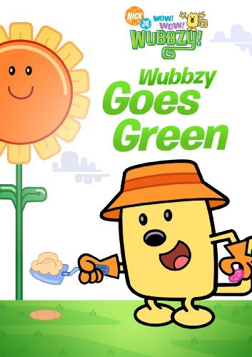 Wow Wow Wubbzy: Wubbzy Goes Green!