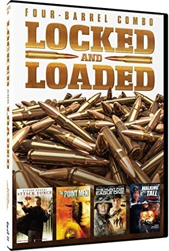 Locked and Loaded: 4 Barrel Combo