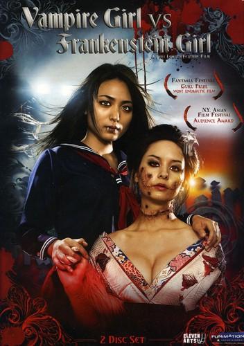 Vampire Girl Vs Frankenstein Girl: Live Action Movie