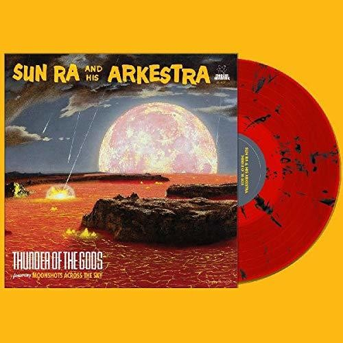 Sun Ra - Thunder Of The Gods [Colored Vinyl] (Red)