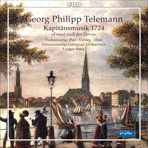 Kapitansmusik 1724
