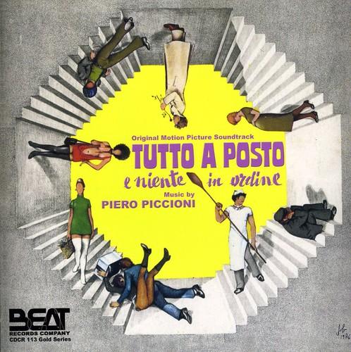Tutto a Posto Niente (Original Soundtrack) [Import]