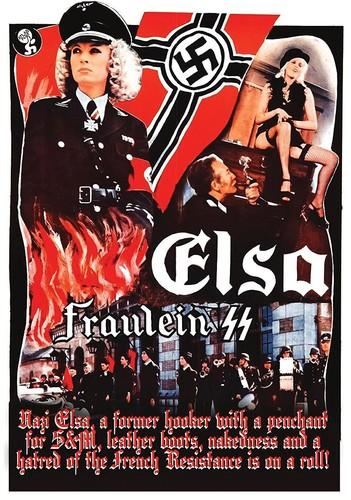 Elsa Fraulein SS