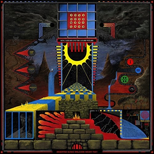King Gizzard & The Lizard Wizard - Polygondwanaland [Picture Disc LP]