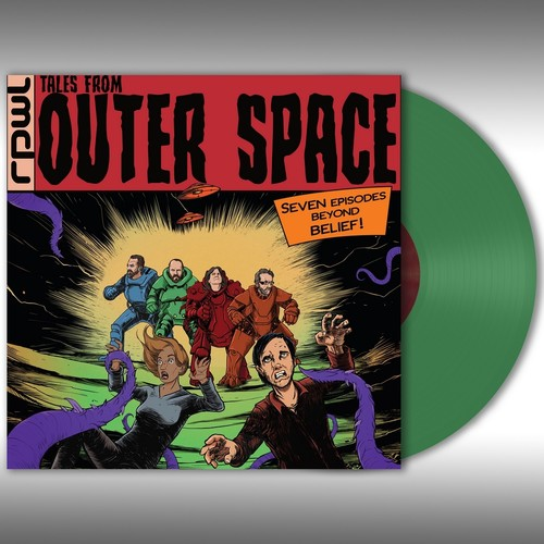 Tales From Outer Space (Green Vinyl)