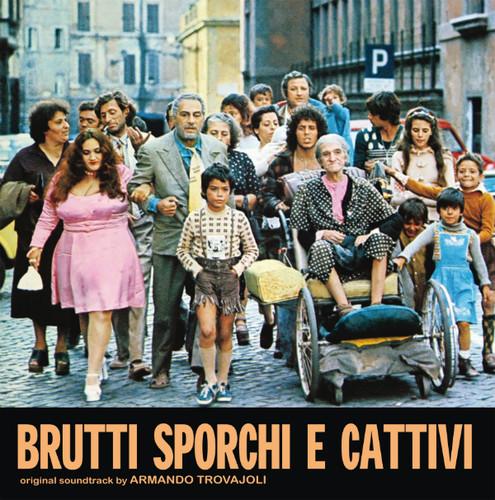 Brutti, Sporchi E Cattivi (Ugly, Dirty and Bad) (Original Motion Picture Soundtrack)