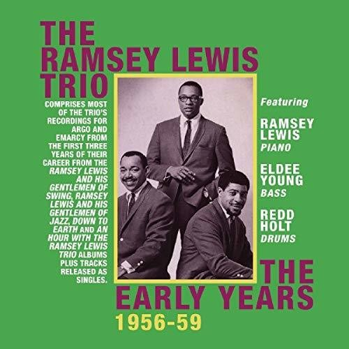 Early Years 1956-59