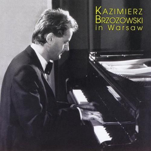 Kazimierz Brzozowski in Warsaw