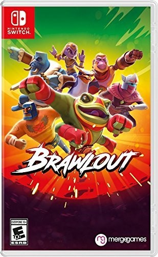 - Brawlout for Nintendo Switch