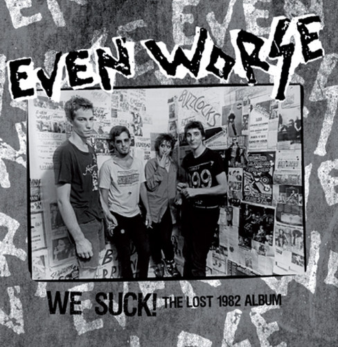 We Suck: The Lost 1982 Album
