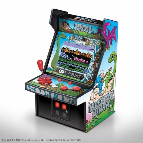 - My Arcade CaveMan Ninja Micro Player