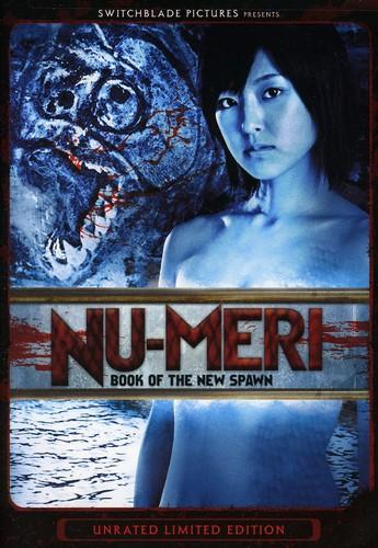 Nu-Meri-Book of the New Spawn