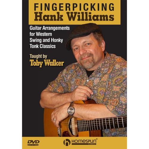Fingerpicking Hank Williams