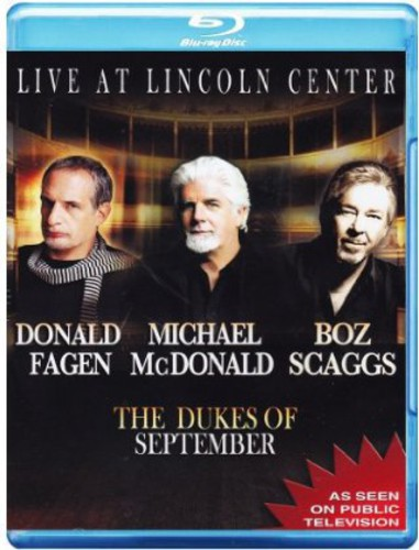 The Dukes Of September - The Dukes of September: Live at Lincoln Center