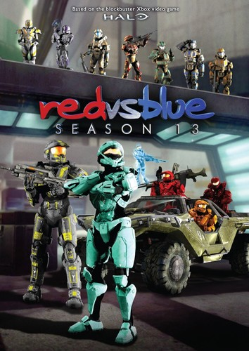 Red Vs. Blue: Season 13
