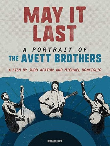 The Avett Brothers - May It Last: A Portrait of the Avett Brothers [Blu-ray]