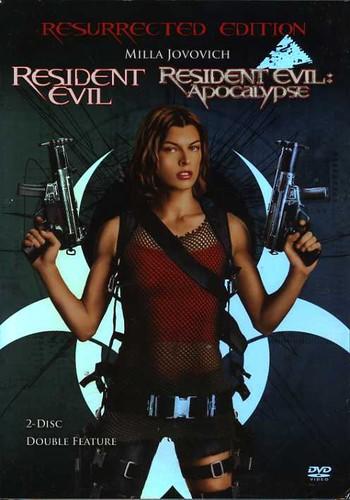 Resident Evil & Resident Evil: Apocalypse