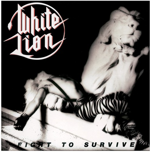 White Lion - Fight To Survive (Uk)