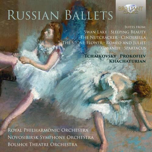 Russian Ballets: Tchaikovsky /  Prokofiev