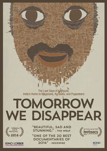 - Tomorrow We Disappear