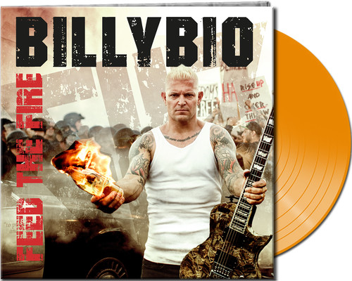 Billybio - Feed The Fire (Orange Vinyl) (Gate) [Limited Edition] (Org)