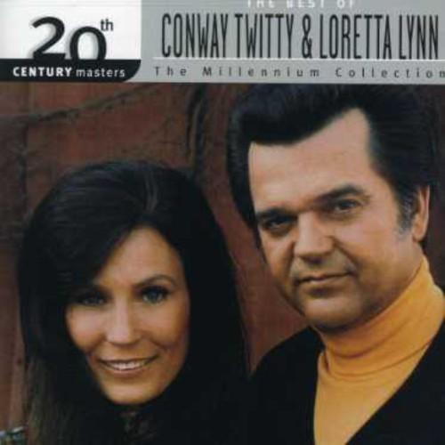 Twitty/Lynn - Millennium Collection-20th Century Masters