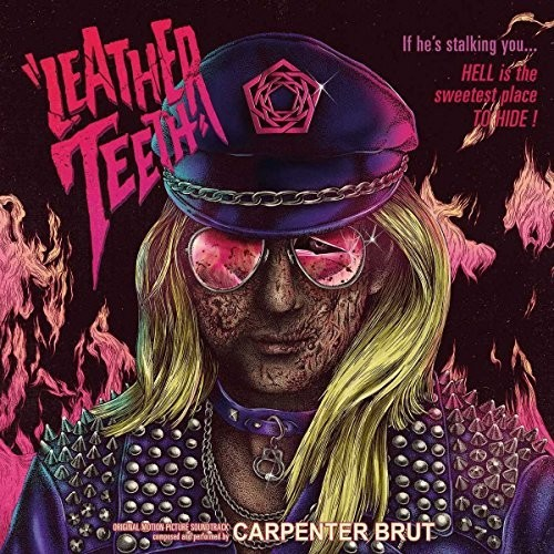 Carpenter Brut - Leather Teeth [LP]