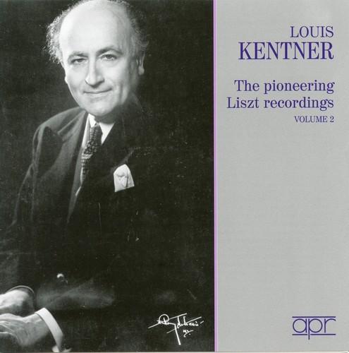 LOUIS KENTNER - Piano Works 2