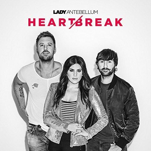Lady A - Heart Break [LP]