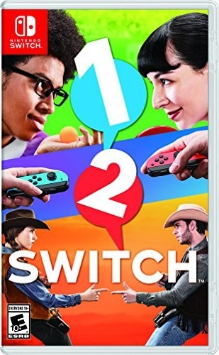 Swi 1-2 Switch - 1-2 Switch for Nintendo Switch