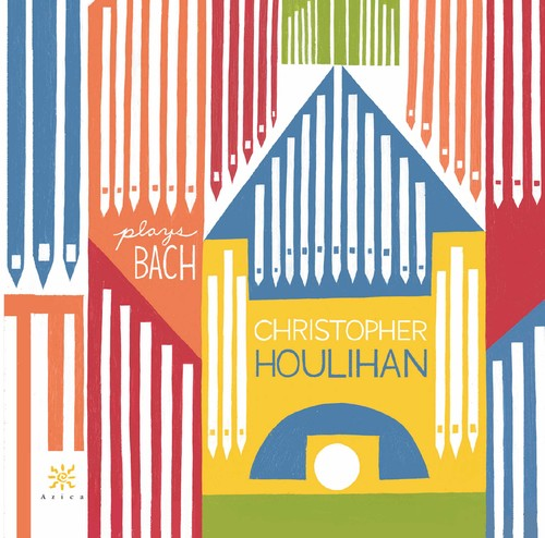 Christopher Houlihan plays Bach