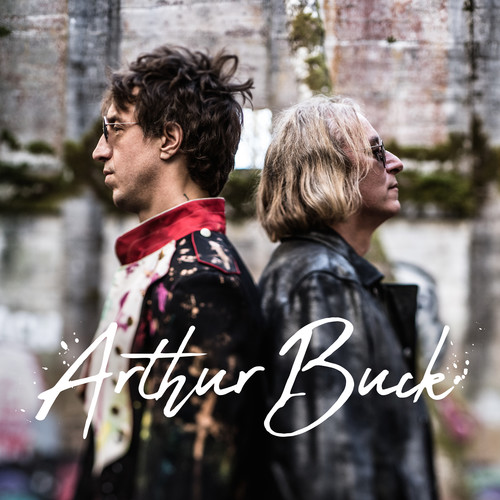 Arthur Buck - Arthur Buck [Indie Exclusive Limited Edition Colored LP]