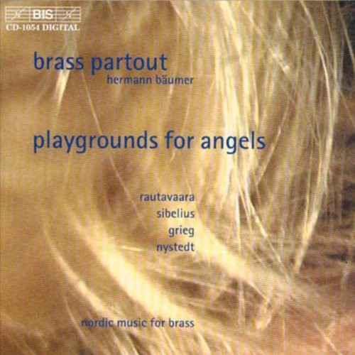 Playgrounds for Angels - Nordic Music for Brass