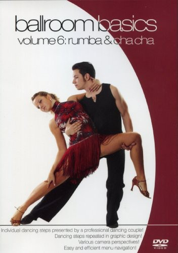 Ballroom Basics 6: Rumba & Cha Cha