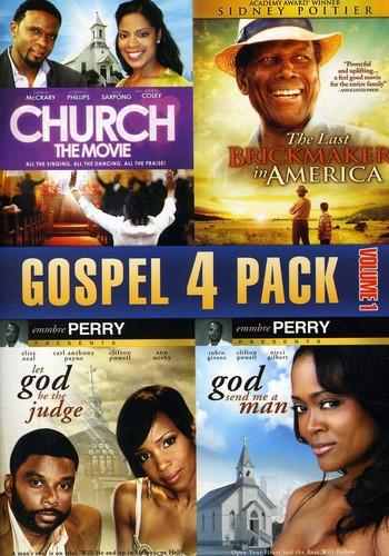 Gospel Quad Volume 1