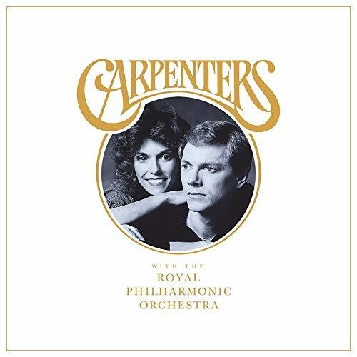 Carpenters - Carpenters With The Royal Philharmonic Orchestra [Import Japan Version]