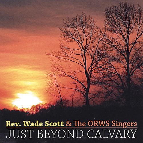 Just Beyond Calvary