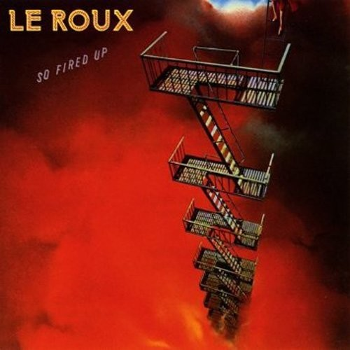 Le Roux - So Fired Up (Jpn)