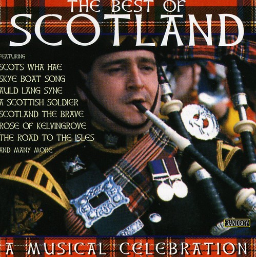 B.o. Scotland Marching Bands /  Various [Import]