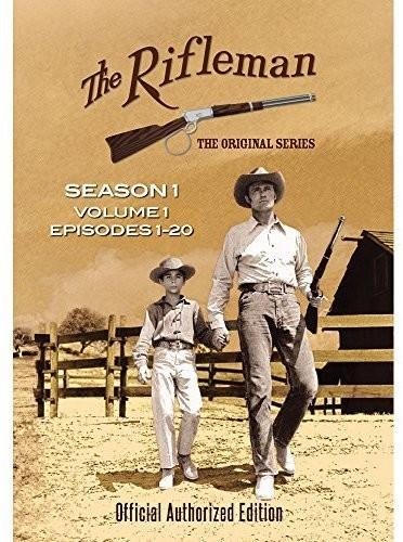 The Rifleman: Season 1 Volume 1 (Episodes 1 - 20)