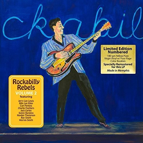 Rockabilly Rebels 2 /  Various
