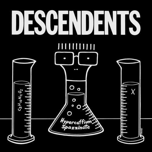 Descendents - Hypercaffium Spazzinate [Vinyl]