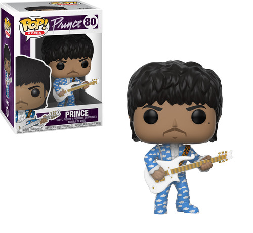 - FUNKO POP! ROCKS: Prince - Around the World in a Day