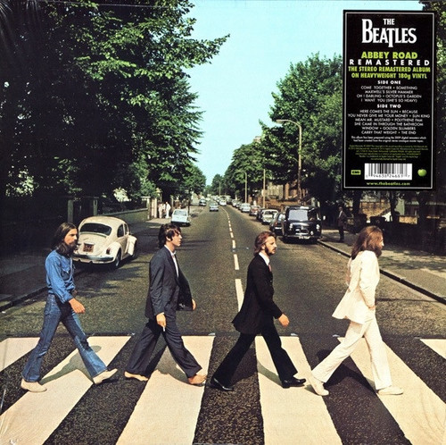 The Beatles - Abbey Road [Reissue] [Remastered] [180 Gram]